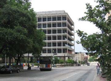 Harris County Family Law Center in Downtown Houston TX